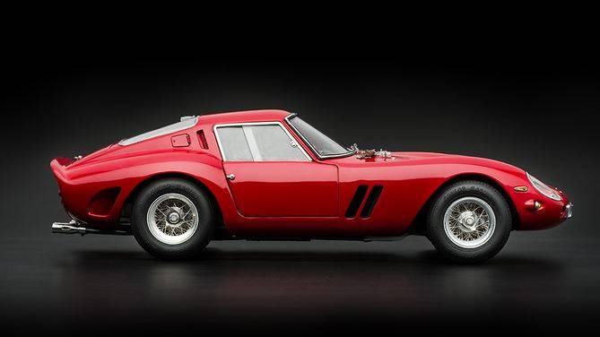 Ferrari 250 gto - گرانترین خودرو های جهان