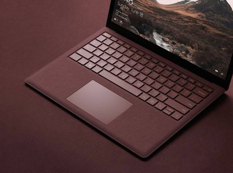 surface laptop 3 - گالری تصاویر مایکروسافت سرفیس لپ تاپ