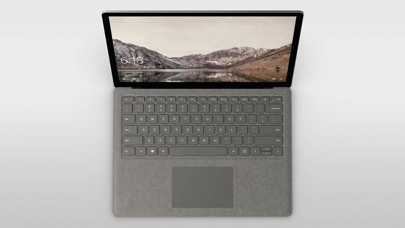 surface laptop 6 - لپ تاپ سویفت 7 ایسر - ویدئو