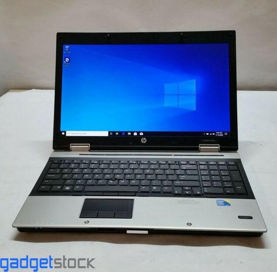 لپ تاپ hp elitebook 8540p