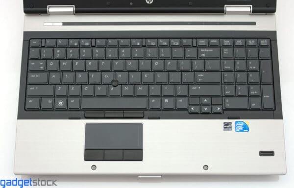 كيبورد لپ تاپ اچ پی الیت بوک 8540p